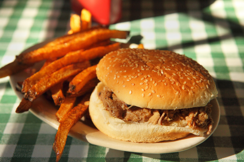 North carolina sweet on barbecue and moravian treats for About american cuisine