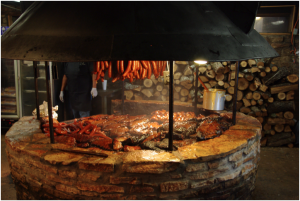 Salt Lick Barbecue in Driftwood, Tx., is a state favorite.