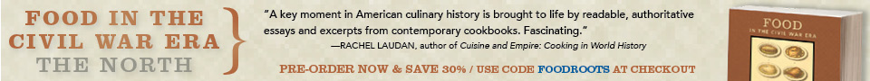 Pre-Order Food In The Civil War Era